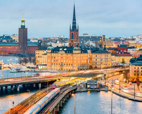 abroad Study in Sweden